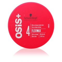 Schwarzkopf Osis+ Flexwax Ultra Strong Cream Wax (Ultra Strong) 85ml