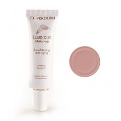 Coverderm Luminous Make Up Skin Whitening No.1