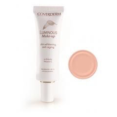 Coverderm Luminous Make Up Skin Whitening No.11