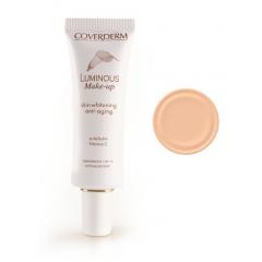 Coverderm Luminous Make Up Skin Whitening No.13