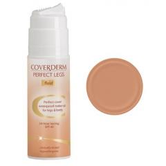 Coervderm Perfect Legs Fluid Waterproof Make Up No.56