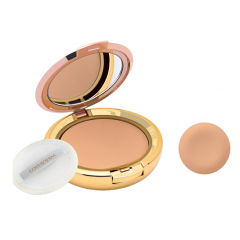 Coverderm Compact Waterproof Oily Acneic Skin Powder No.4