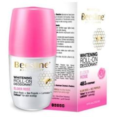 Beesline Skin whitening Roll On The Smell Remover Rose Fragrance, 50ml