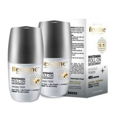 BUY Beesline Whitening Roll-On Deodorant, Invisible Touch 50ml and GET 50% off on the Second One