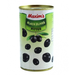 Maxim's Black Olives Pitted 360g