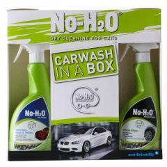 No-H2O Car Wash In A Box