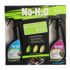No-H2O Bike Wash In A Box Cleaning Kit