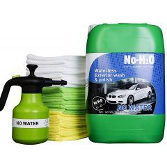 No-H2O Pro Detailer Kit