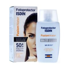 ISDIN FOTOPROTECTOR Fusion Water SPF 50 Oil Free For Atopic Skin 50ml