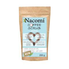 Nacomi - Coffee Scrub - Coconut 200G