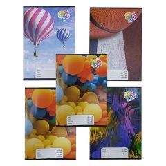 ABC Notebook, 60 Sheets, English, 5 Notebooks