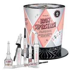 BENEFIT H19 Brow Superstars Shade 04 H'19 Brow Buster Set Limited Edition 04