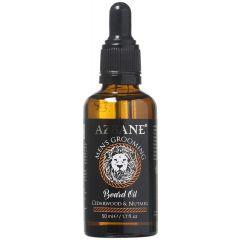 Azbane Bean Oil With Cedarwood And Nutmeg Oil 50ml