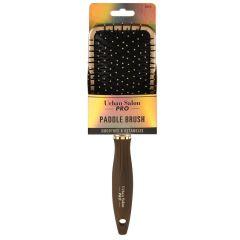 Cala Urban Salon Pro Square Paddle Hair Brush 66518, Gold