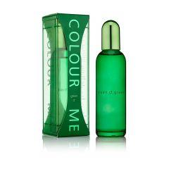 Color Me | Green | Eau de Toilette | Fragrance Spray for Men | Oriental Fougere Scent | 3 oz