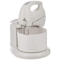 Kenwood Hand Mixer with Bowl, White