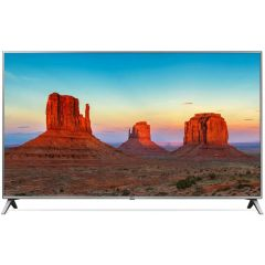 LG 86 Inch Ultra HD 4K Smart TV Black