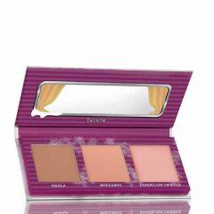 BENEFIT Babe on Board mini blush, bronzer & highlighter palette worth