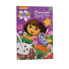 Sweetoon Dora The Explorer Chocolate Flavoured Cereal 350g