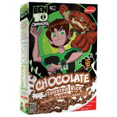 Sweetoon Ben 10 Chocolate Toasted Rice 350g