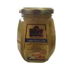 Alattar Acacia Honey With Natural Honeycomb 500g