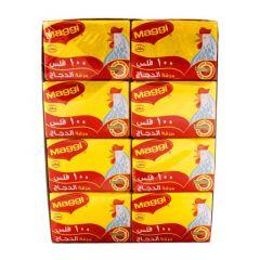 Maggi Chicken Stock Cubes 24Pcs x 20g