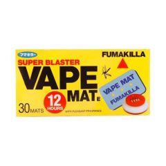 Vape Mate 12 Hours, 30 Mats