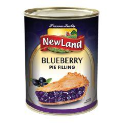 NewLand Blueberry Pie Filiing 595g