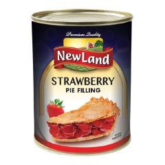 NewLand Strawberry Pie Filling 595g
