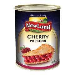 NewLand Cherry Pie Filling 595g