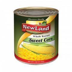 NewLand Sweet Corn Whole Kernl 3Kg