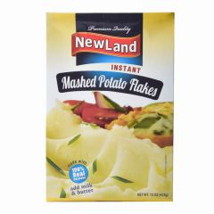 New Land Instant Mashed Potatoes Flakes 425g