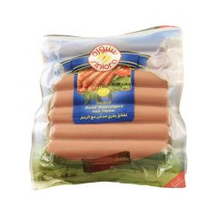 Siniora Smoked Beef Sausages With Thyme 340g
