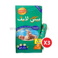 Baby Life, Size 5, Maxi, 11 - 18kg, 108 Diapers