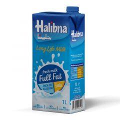 Halibna Full Cream Milk 1L