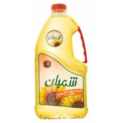 Shaban Sunflower Oil 1.5 liter