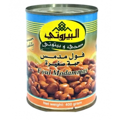 Al-Bayrouty Broad Beans 400g