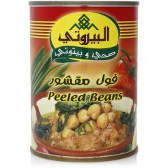 Al-Bayrouty Peeled Beans 400g