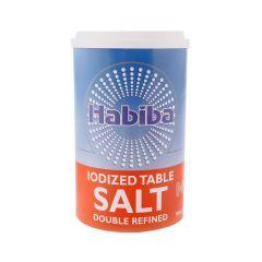 Habiba Iodized Table Salt 700 g