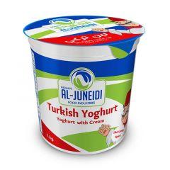 Al Juneidi Turkish Yogurt 1kg