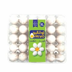 OVALYO Egg Large 30 Eggs