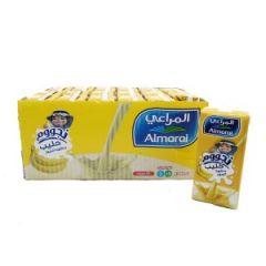 Al marai banana milk *6 count