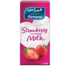 Almarai strawberry milk 200 ml