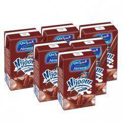 Almarai Chocolate Flavor Milk 150ml x6