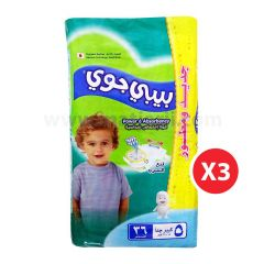 Baby Joy,Size 5, Junior, 14 - 25 kg, 108 Diapers