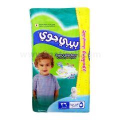 Baby Joy,Size 5, Junior, 14 - 25 kg, 36 Diapers