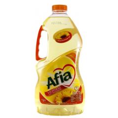 Afia Sunflower Oil 3.5 Liter