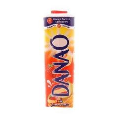 Danao Juice Milk Orange,banana  (1ltr)