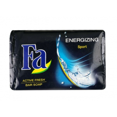 Fa Energizing Sport Active Fresh Bar Soap 125gX6