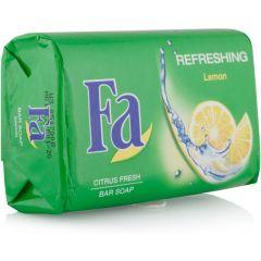 Fa Refreshing Lemon Citrus Fresh Bar Soap 125gX6